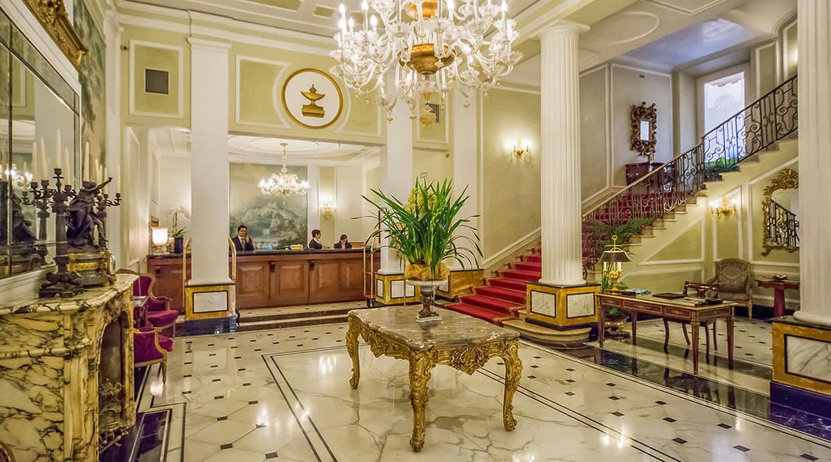 Grand Hotel Majestic (già Baglioni)
