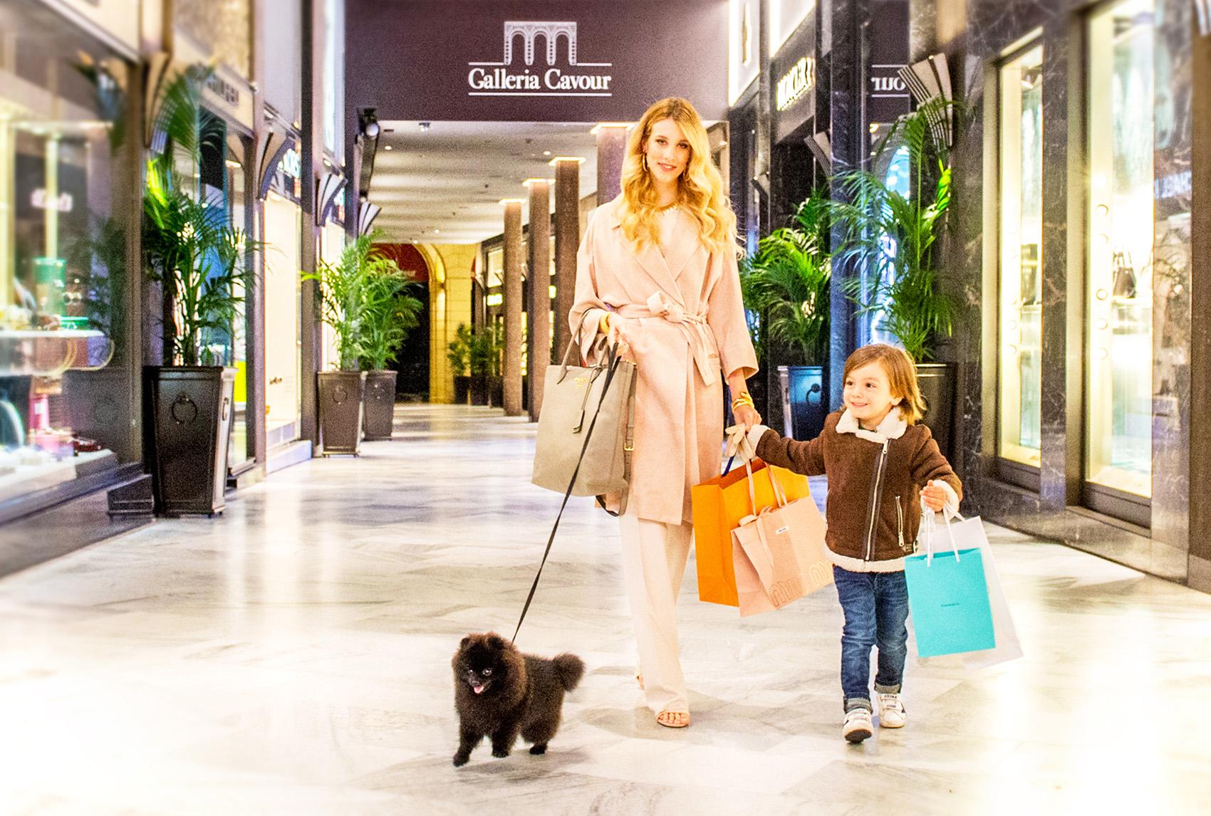 Galleria Cavour - Brand