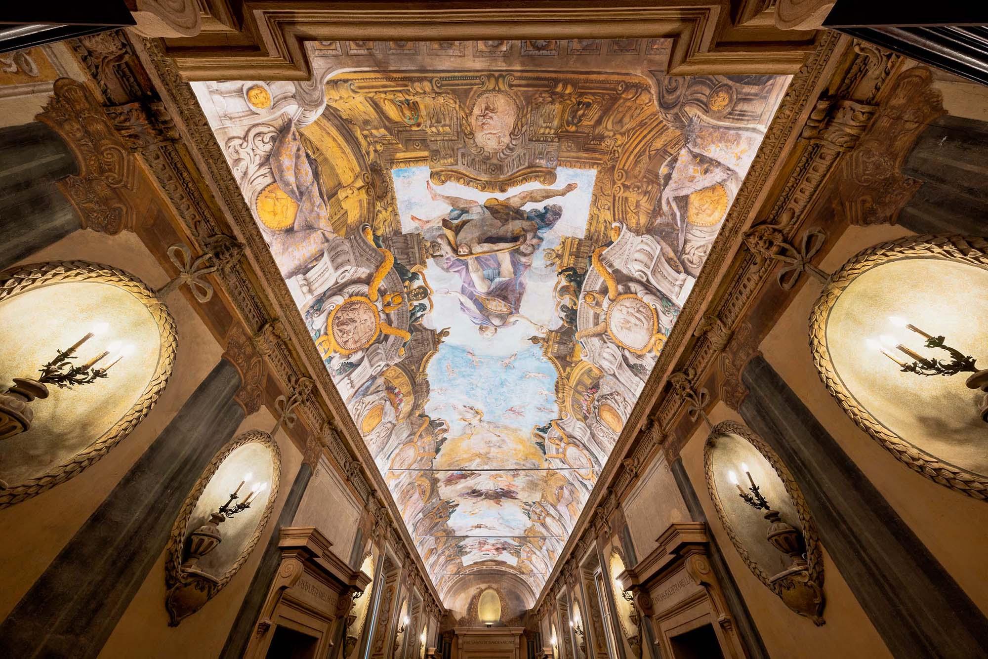 Palazzo Vasse' - Galleria Cavour