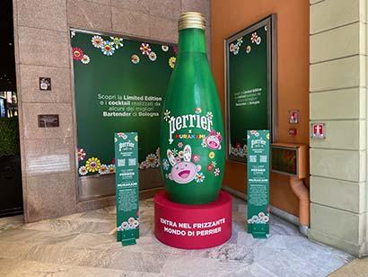 Murakami torna in Galleria Cavour